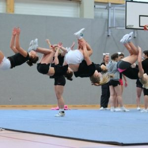 Nationalteam 12-13 / Allgirl & Coed Ostertraining