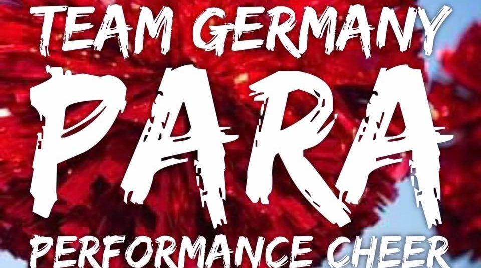 Team Germany Para Performance Cheer steht in den Startlöchern