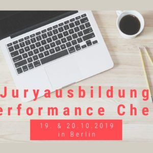 Informationen zur Jury-C Ausbildung Performance Cheer