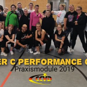 Trainer C – Performance Cheer