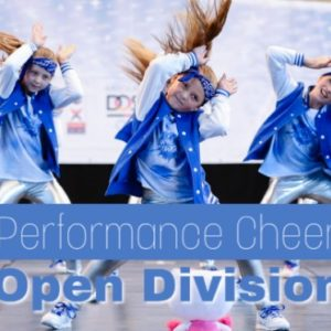 Performance Cheer Open Divison