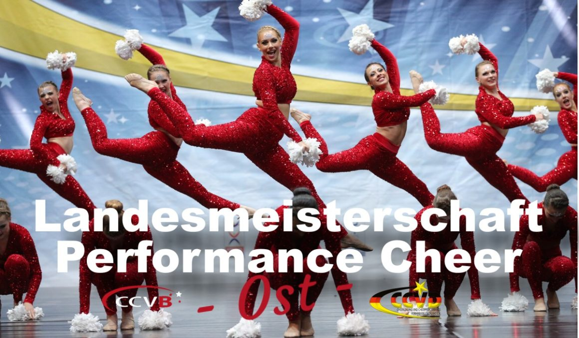 Landesmeisterschaft Performance Cheer – Region Ost