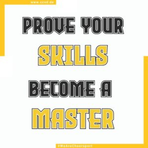 Prove your Skills & become a Master!